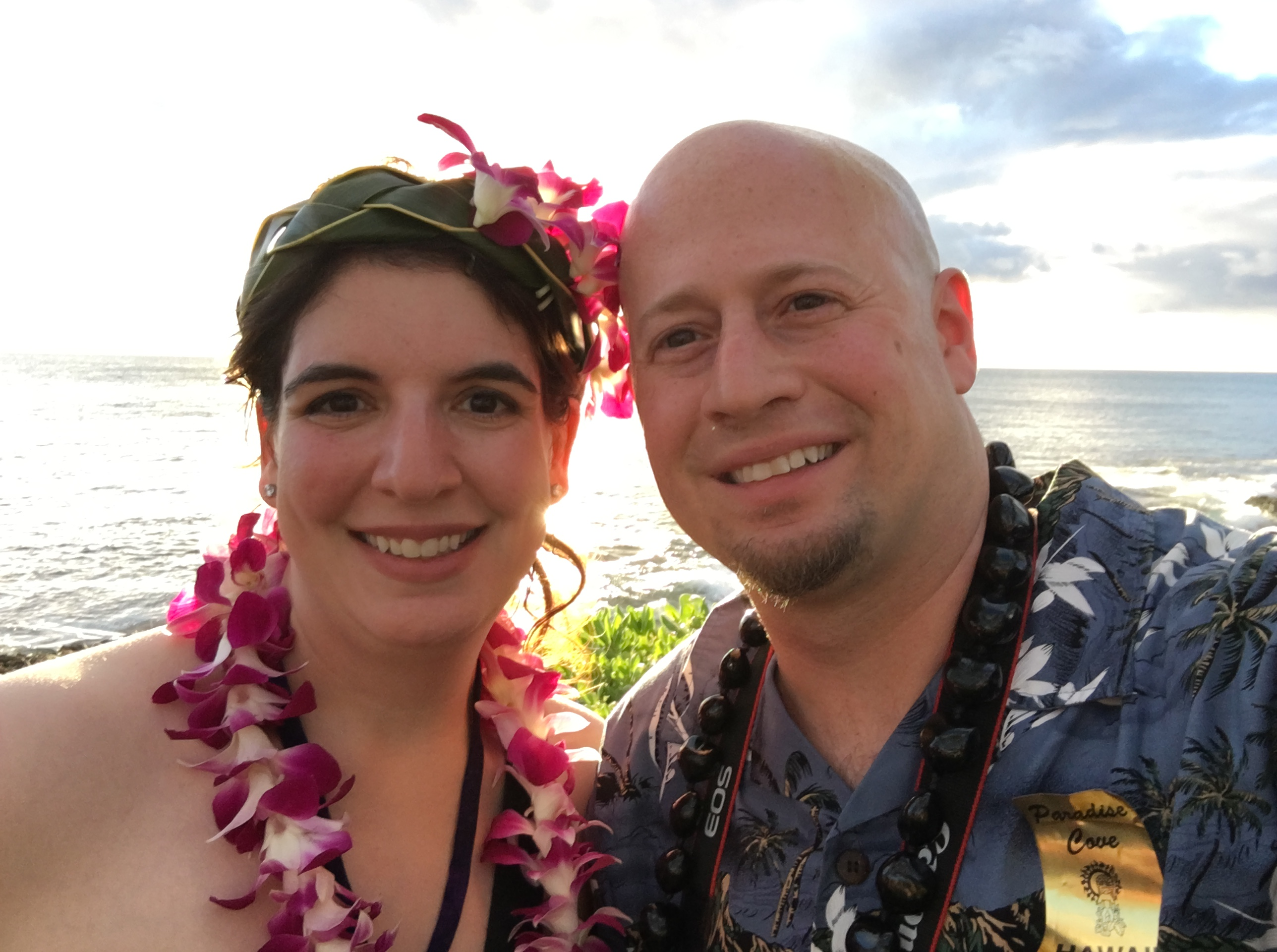 Hawaiian Honeymoon and the Battle to Unplug