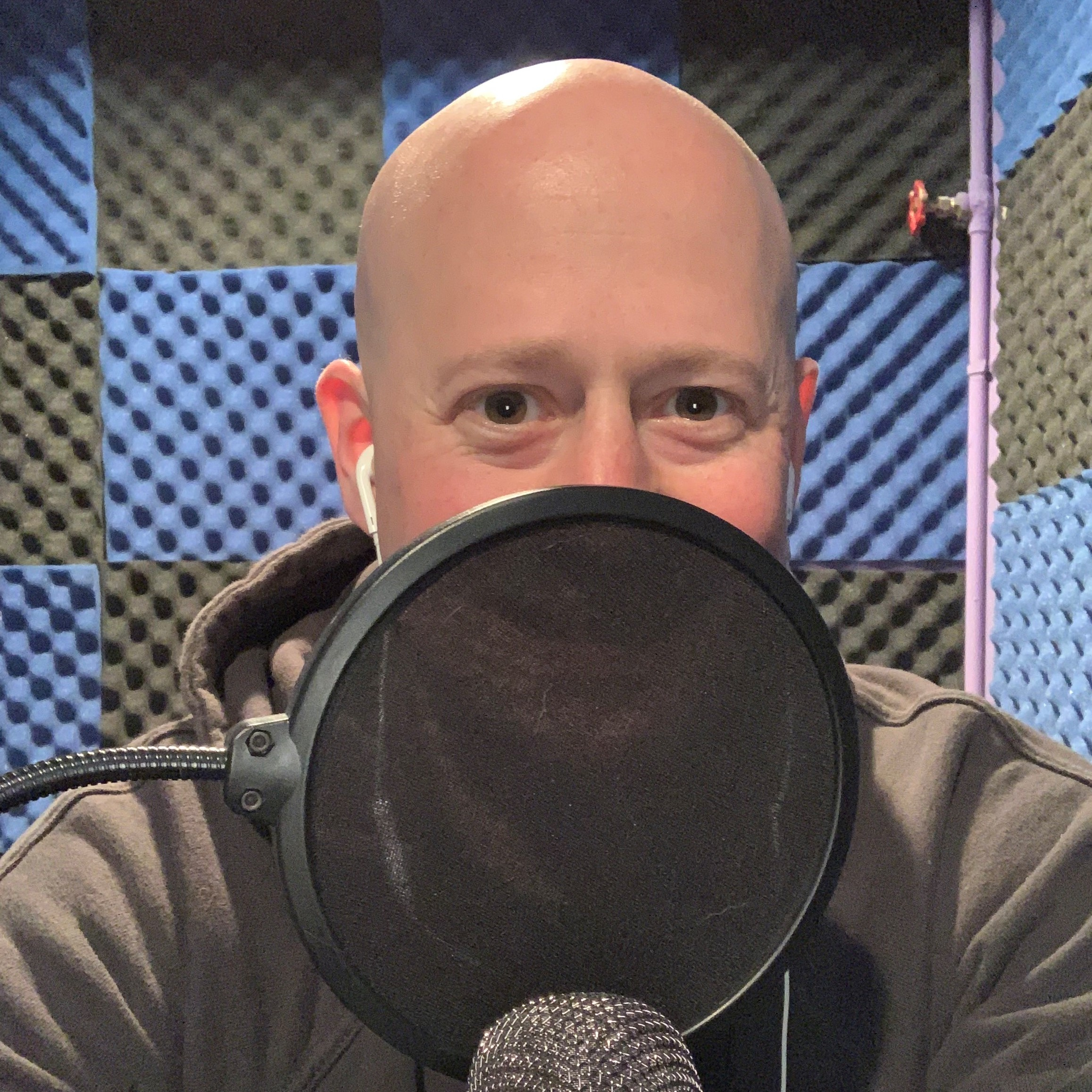 Jag in Detroit Podcast Studio