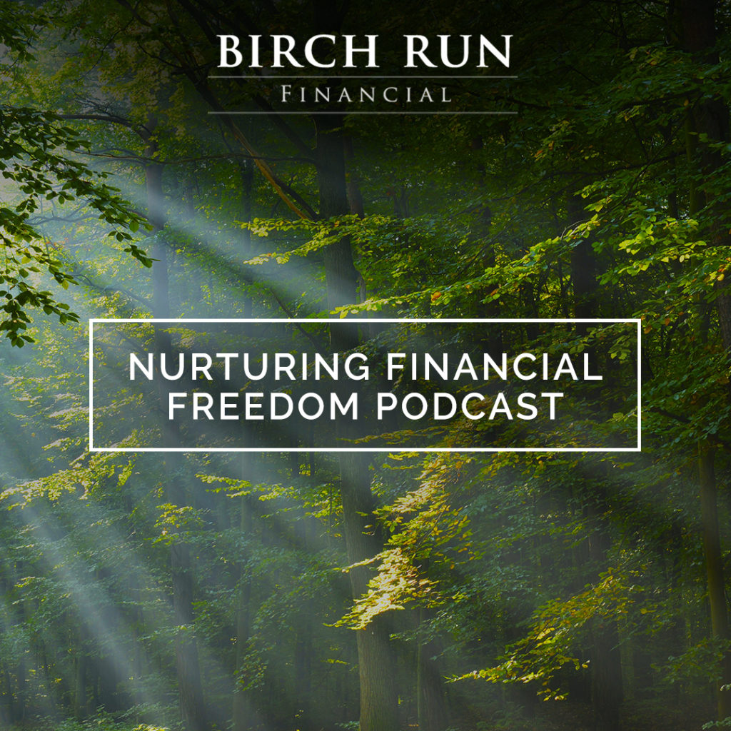 Nurturing Financial Freedom podcast